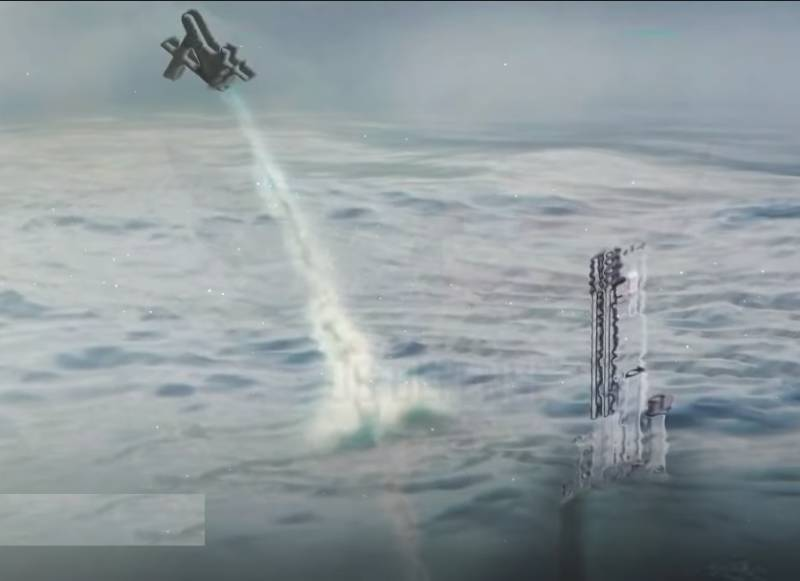 Threat to Enemy: The US Navy's Submarine Launched Aerial Drone Capacity Is Set To Greatly Expand