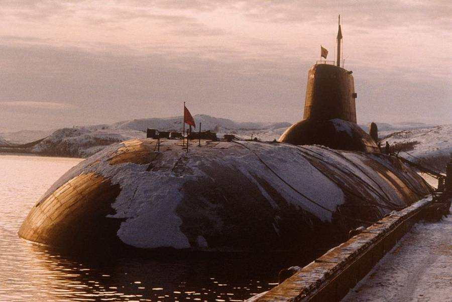 Russia's Monster Submarines Are Even Scarier Than You Imagined
