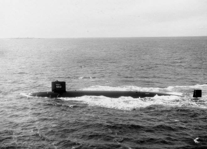 'Navy Has Done Itself a Major Favor' in Releasing Thresher Investigation