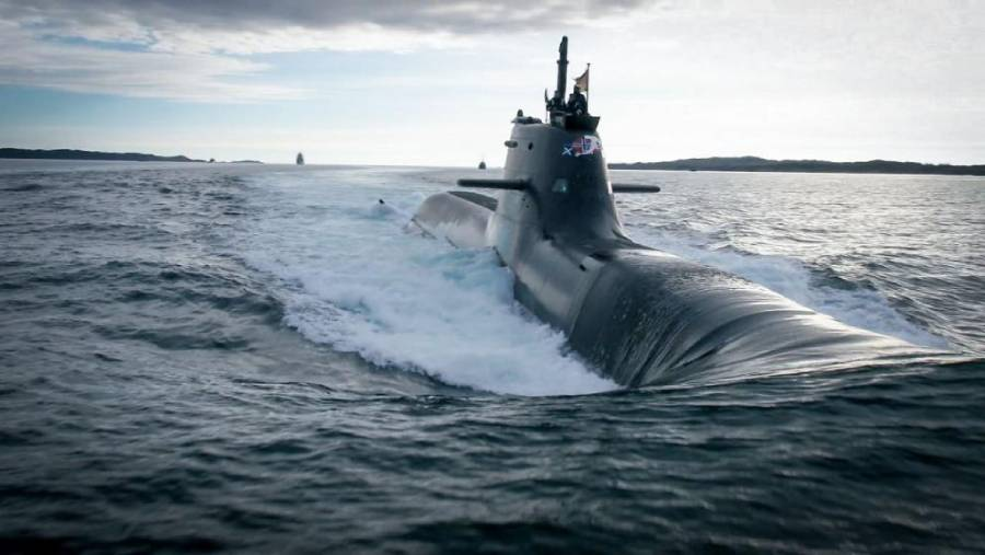 German submarines fitted with Russian technology