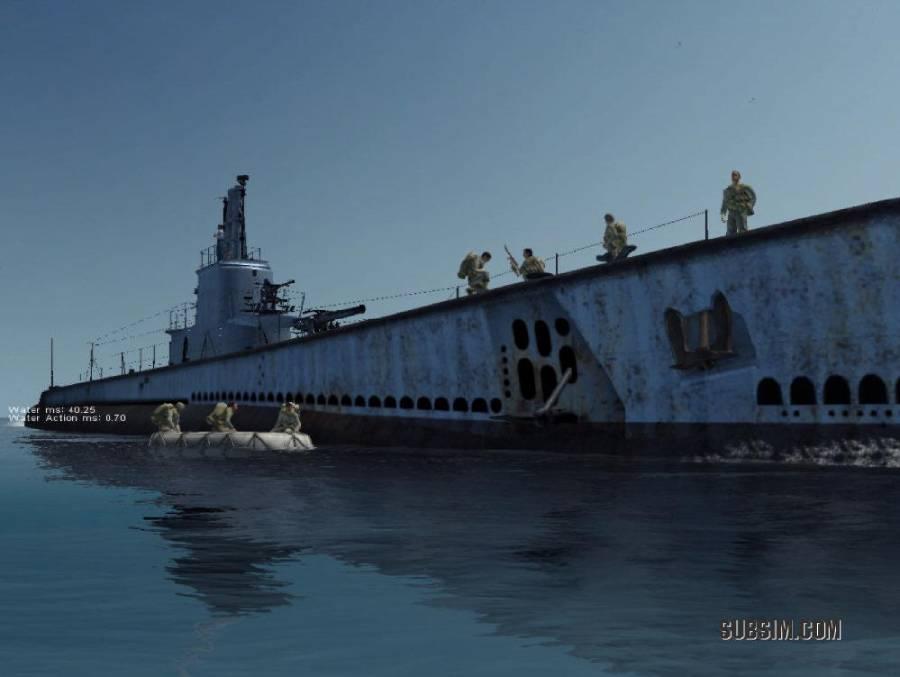 SUBSIM Sea Stories: USS Tambor 5 June-22 July 1943