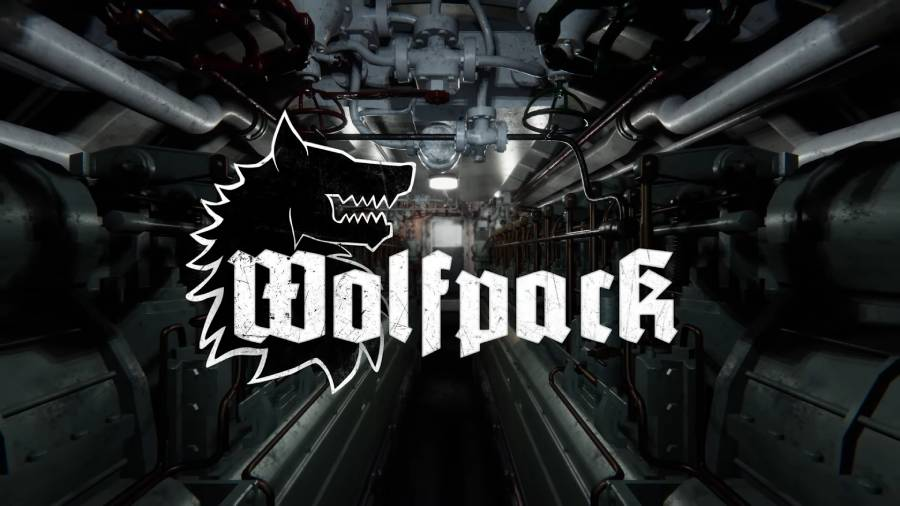 Wolfpack video: New engine room