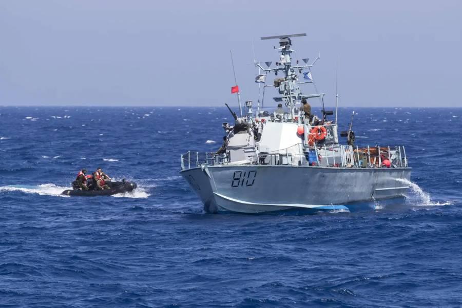 Israeli Military Thwarts Hamas Underwater Drone Attack on Ships