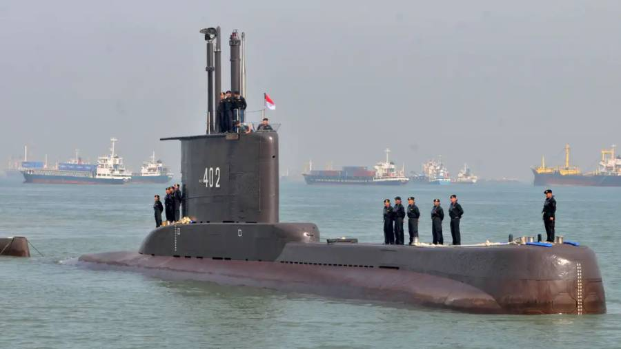 Indonesia looks to triple submarine fleet after Chinese incursions