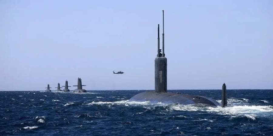 The US Navy used this deadly submarine disaster to help train responders to save a sinking sub