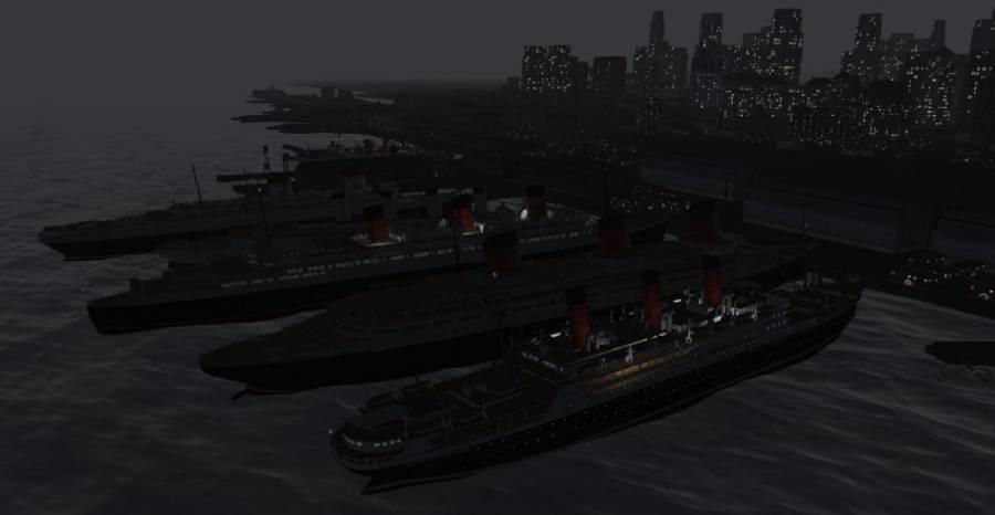 """VonDos & Co"" shipyard"
