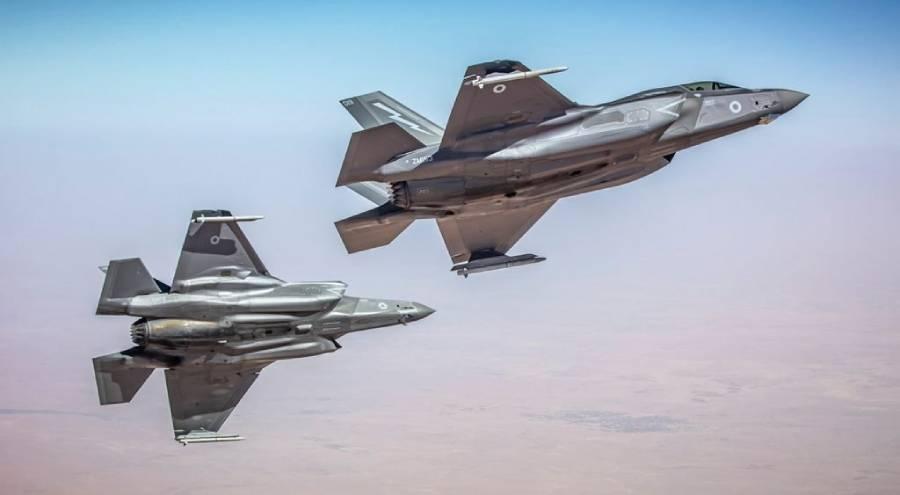 U.K., U.S. F-35Bs Launch Anti-ISIS Strikes from HMS Queen Elizabeth