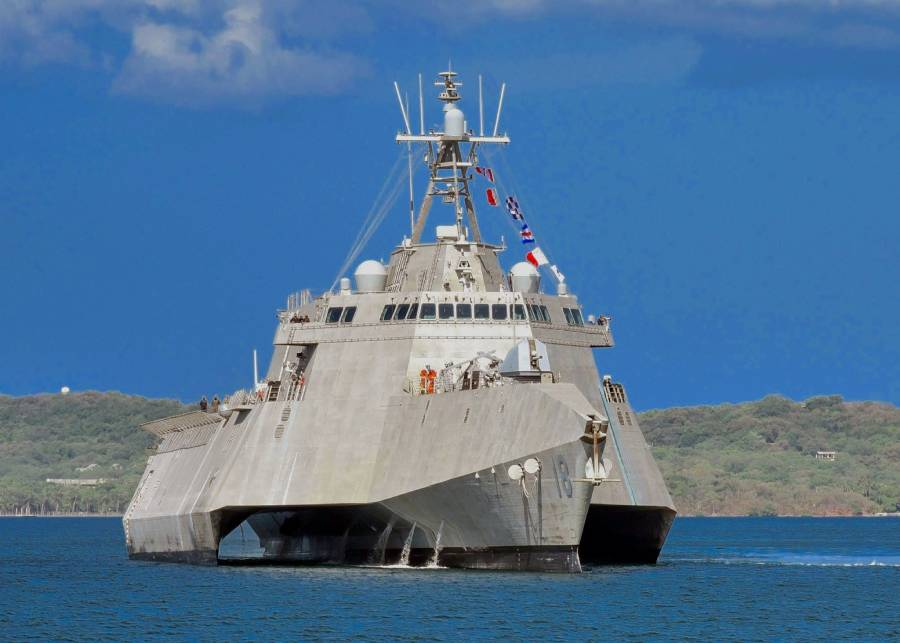 Six Littoral Combat Ships to Deploy by Year's End as Navy Continues to Refine Operations