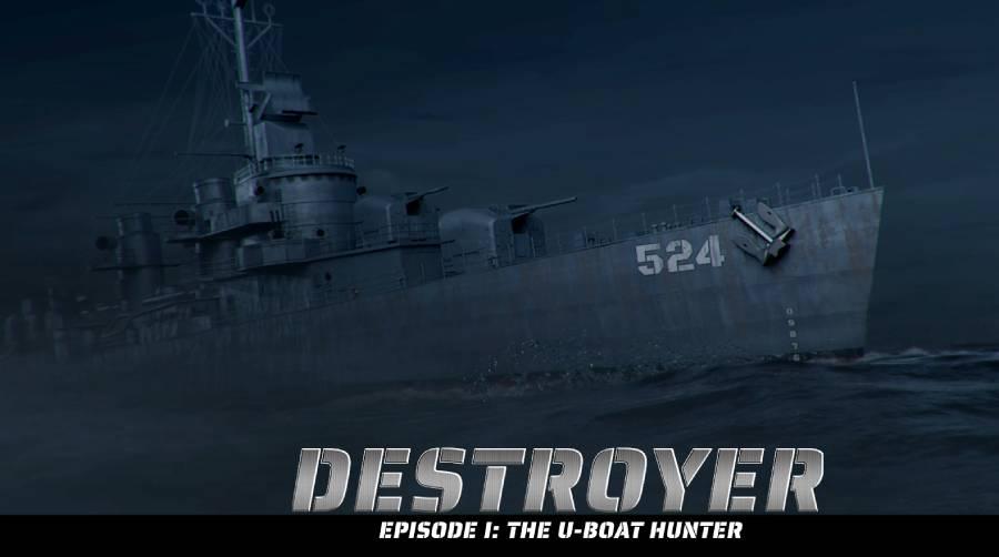 Destroyer: The U-Boat Hunter Bridge Tutorial