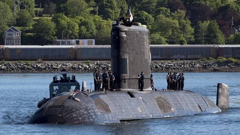 Navy kicks off long-anticipated push to replace Canada's beleaguered submarine fleet