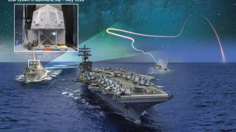 This Is What The Navy's New Shipboard Electronic Warfare System Can Actually Do