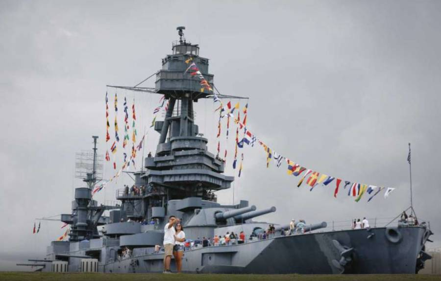 Battleship Texas temporarily reopens Labor Day weekend