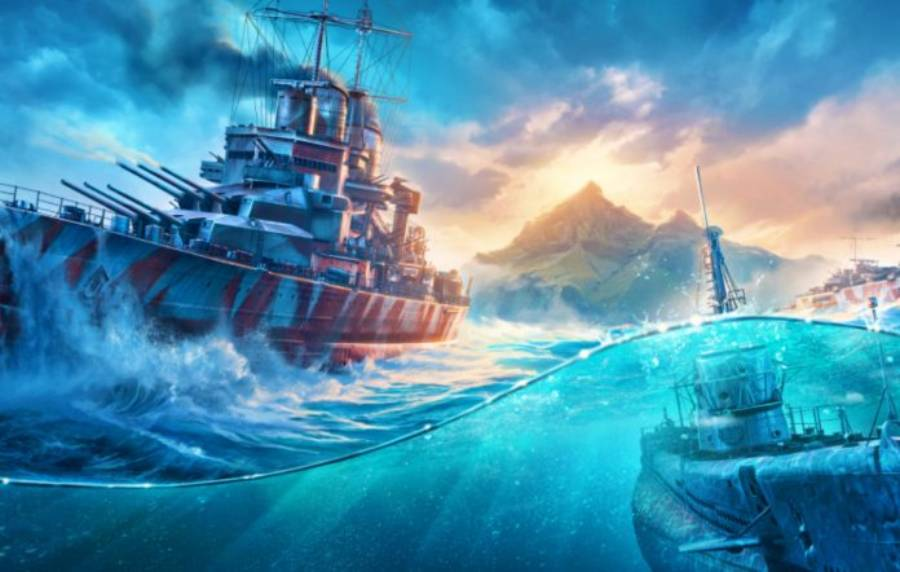 'World Of Warships' adds submarines to ranked battles in season four