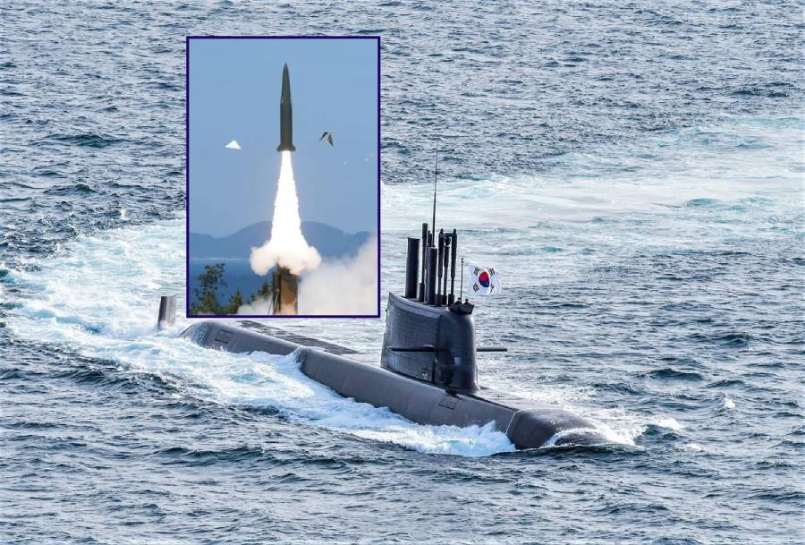 Game Changer: AIP Submarine Has Fired A Ballistic Missile For The First Time