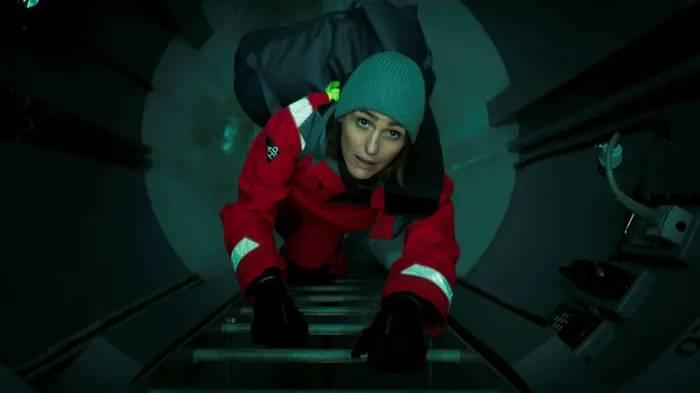 Crisis looms in submarine drama Vigil on BBC One