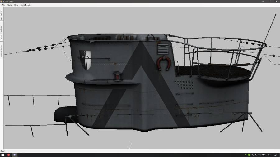 SH5 Mod: Dunkelgrau Kriegsmarine Colors