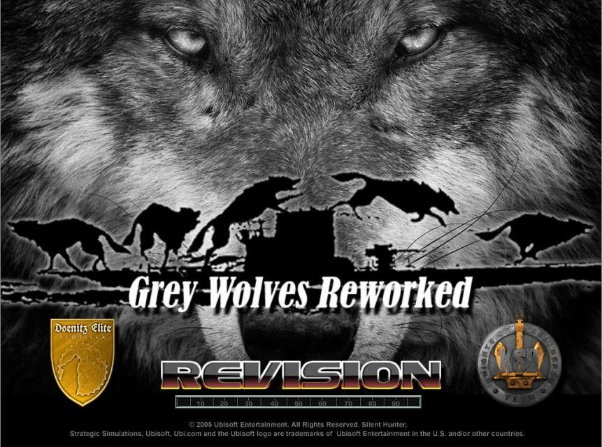 Grey Wolves Reworked