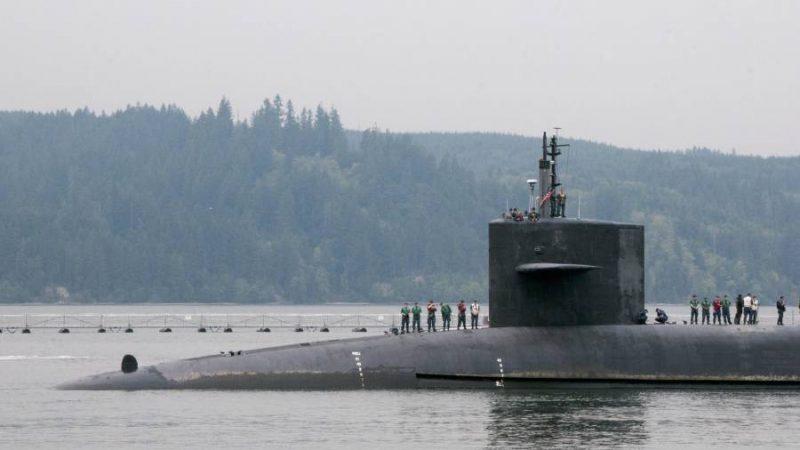 US Navy ballistic-missile submarine USS Alabama completes 100th patrol